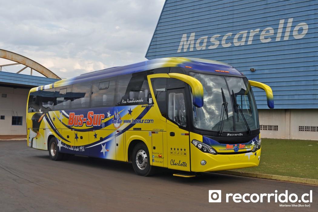 roma r4 - bus sur - mariano silva - mascarello - charlotte