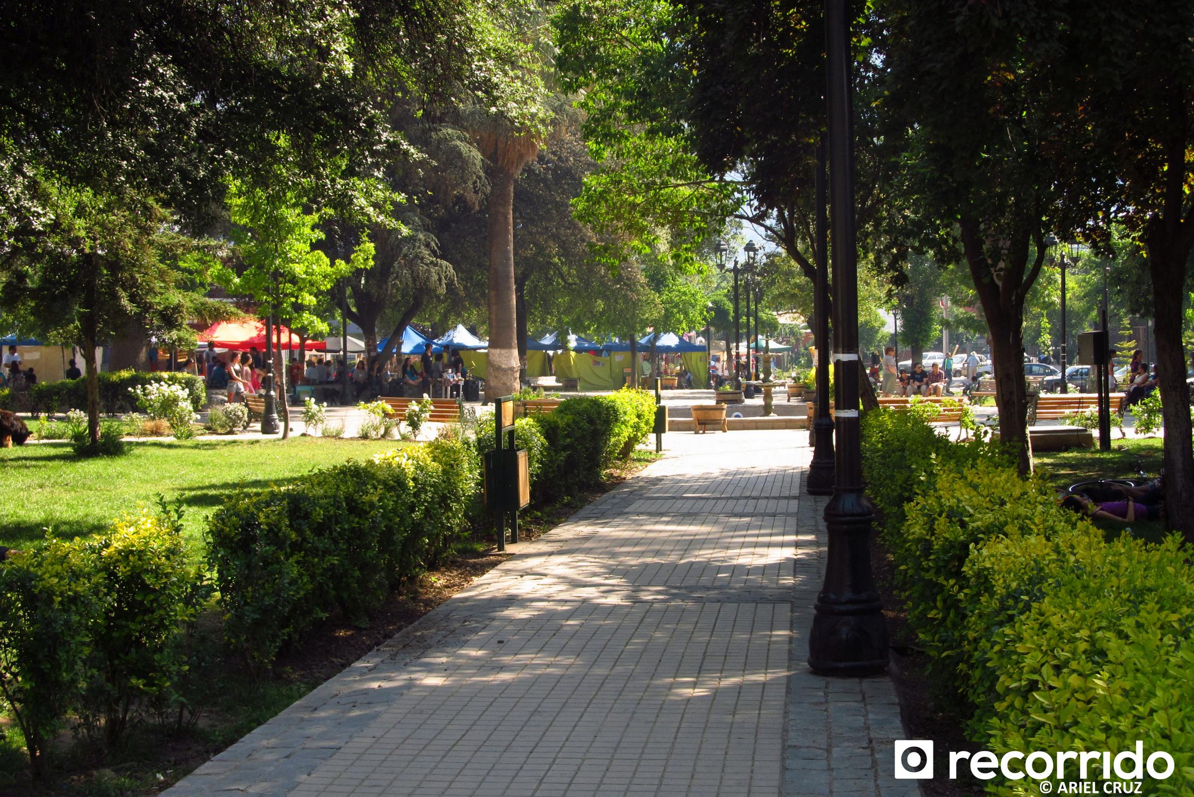 Plaza San José de Maipo