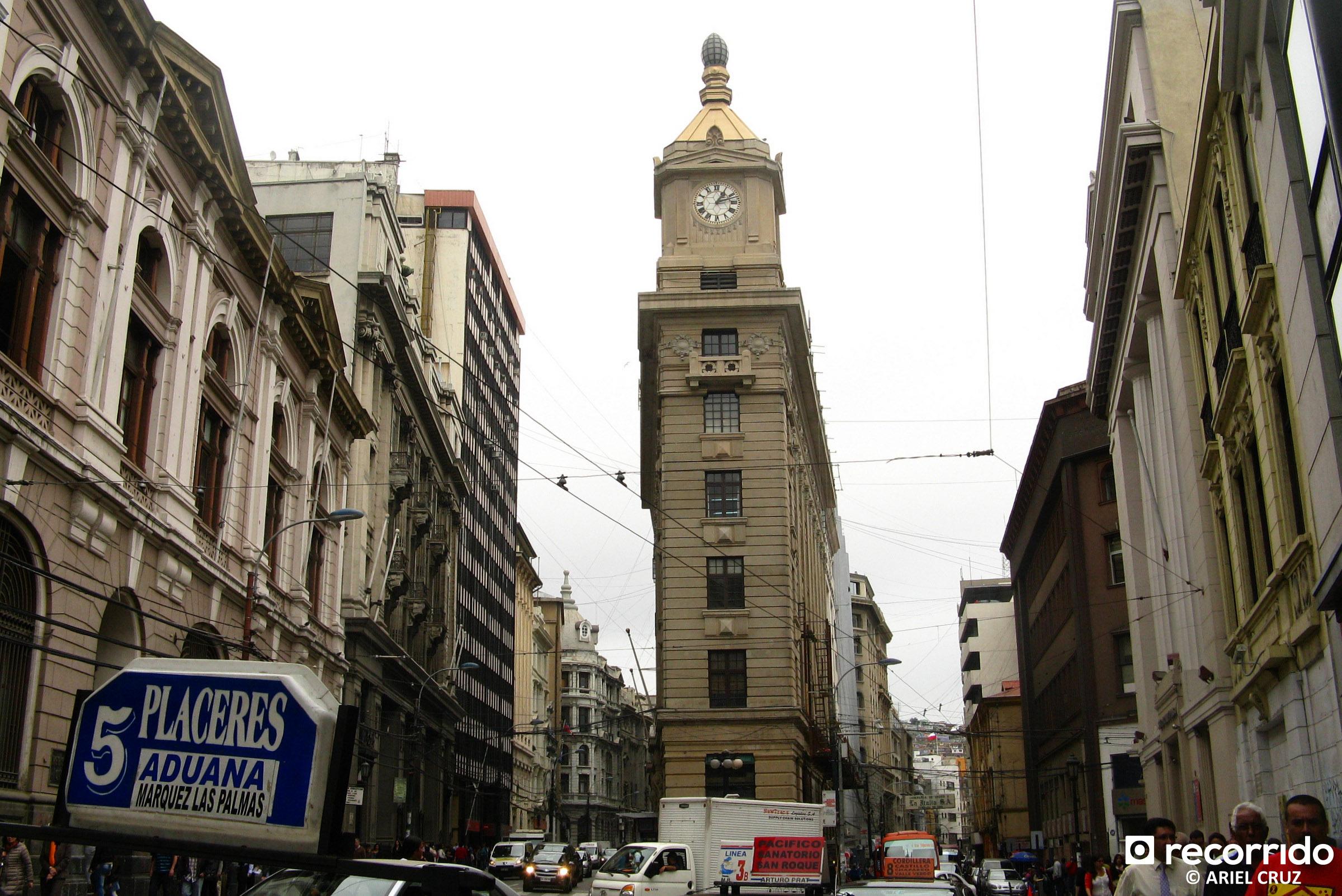 Reloj Turri Valparaíso