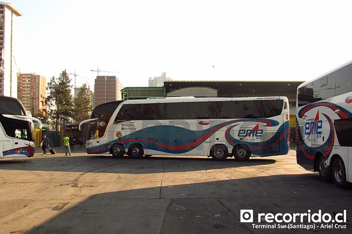 terminal sur - glzh86 - paradiso 1600 ld - eme bus