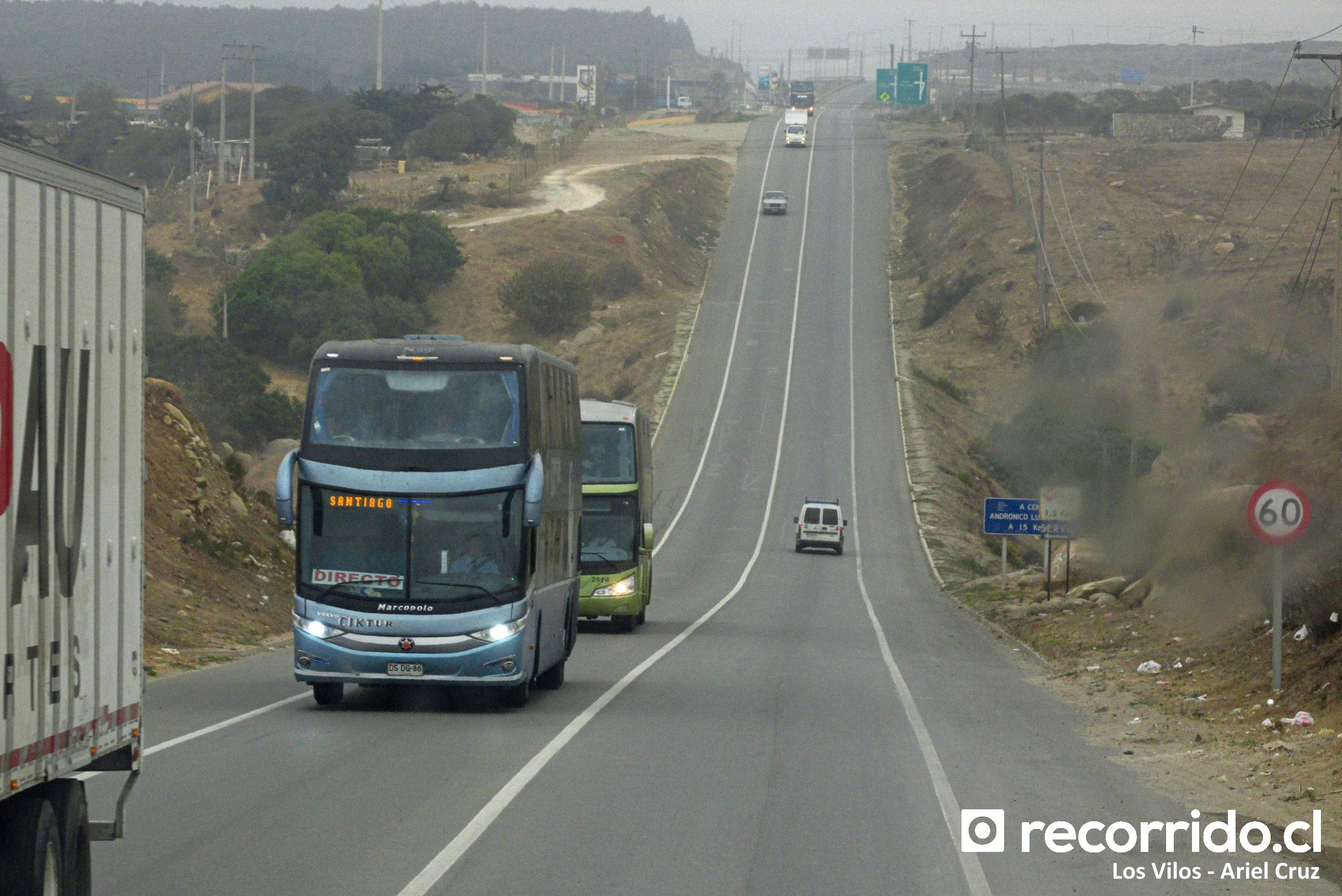 Ciktur santiago iquique parte 1 for Piletas en zona norte para pasar el dia 2015