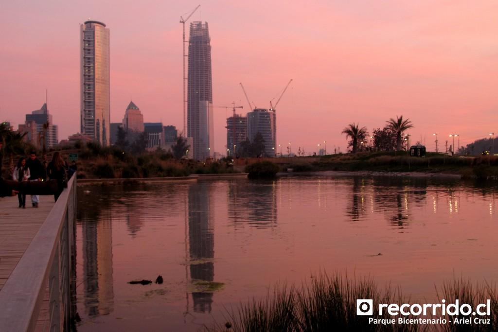 Parque Bicentenario - Julio 2012