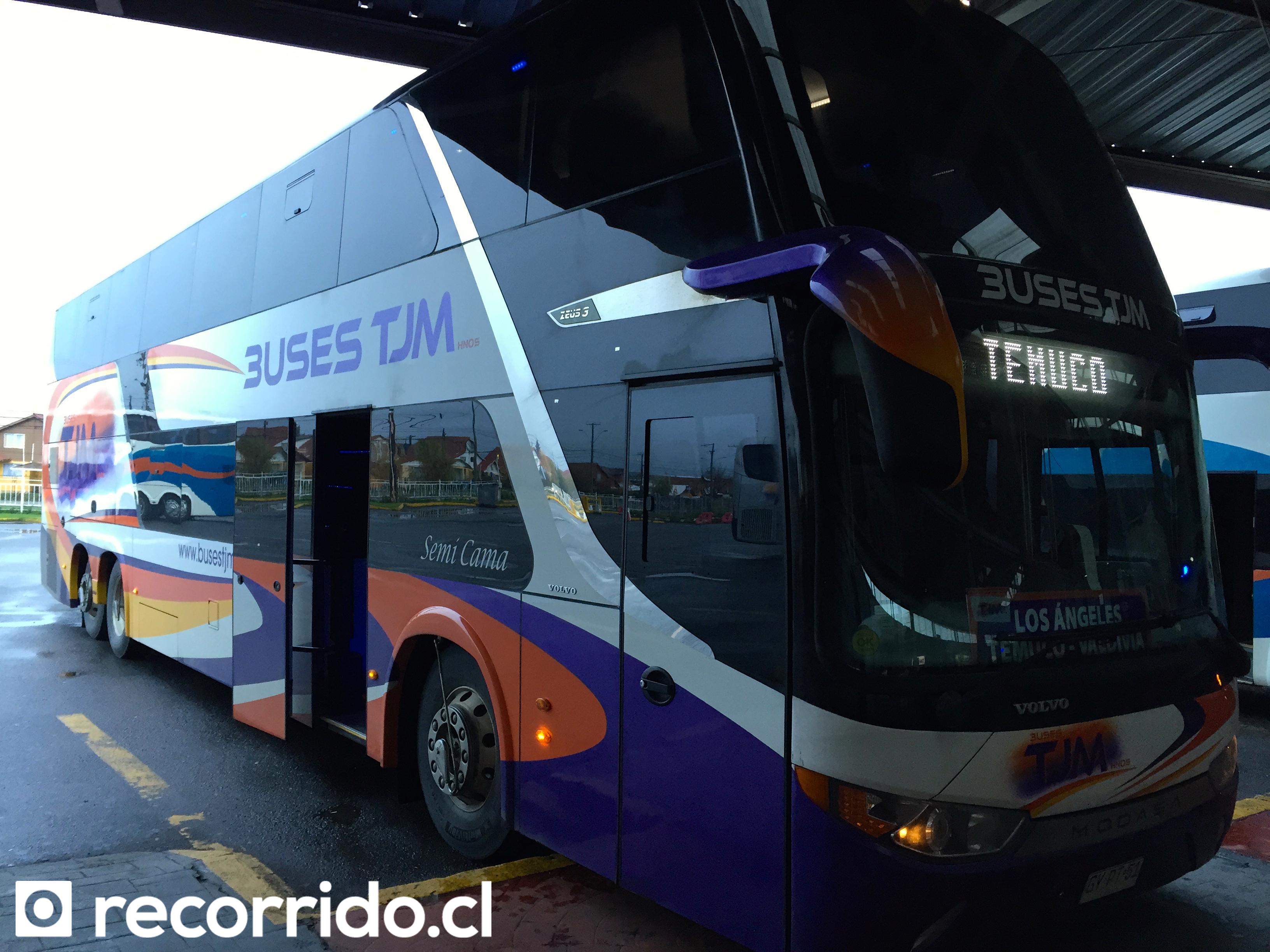 Buses TJM, Los Ángeles