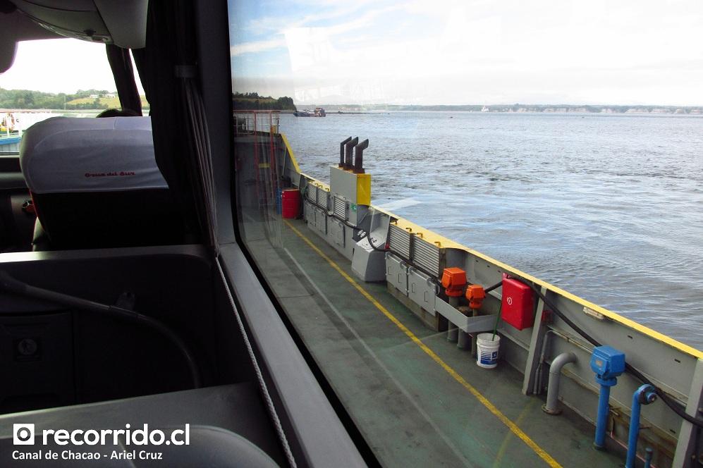 gtvb11 - transbordador - cruz del sur - canal de chacao
