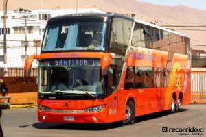 Pullman Bus en Iquique