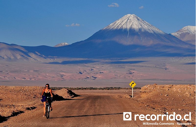 Moon Valley licancabur