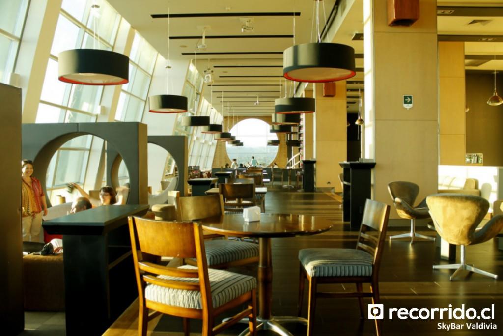 skybar - hotel casino dreams - valdivia