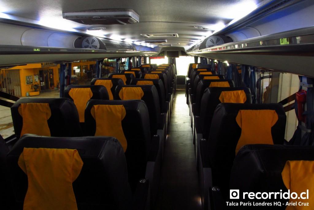 4050 - gxyy18 - talca parís londres - zeus 3 - man - taller - cama class - salón cama
