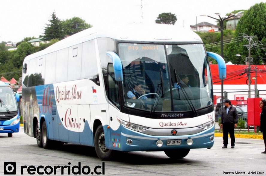 dpxf62 - queilen bus - paradiso 1200 g7 - puerto montt - 73