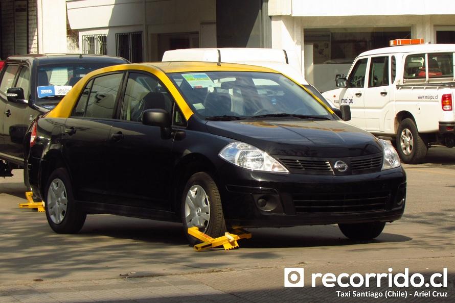 nissan tiida - taxi - nuevo