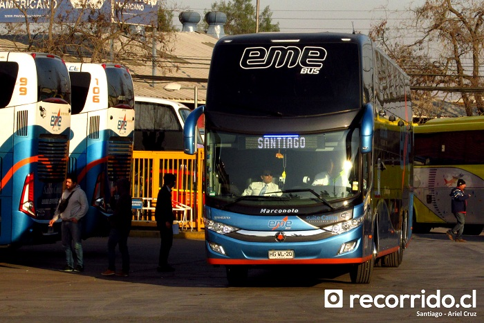 hgwl20 - eme bus - suite cama excellence - paradiso 1800 dd g7