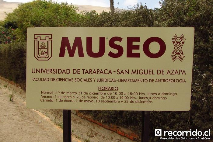 museo chinchorro - arica - universidad de tarapacá - momias - san miguel de azapa