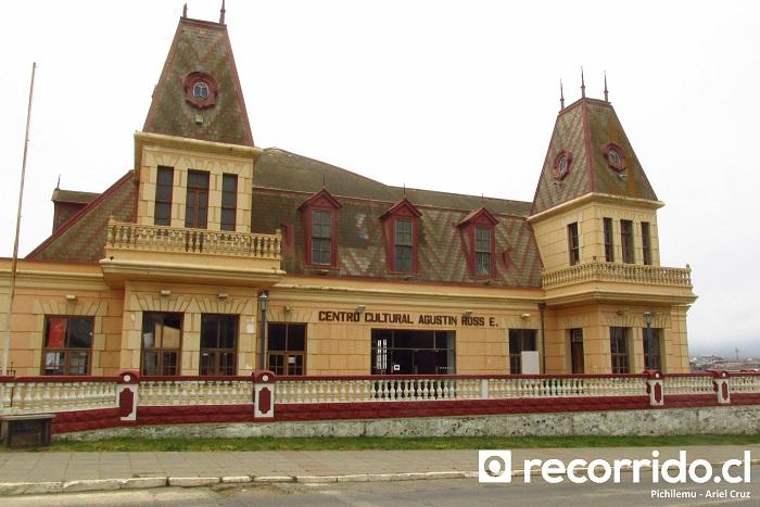 palacio ross - agustín ross - centro cultural - pch - pichilemu