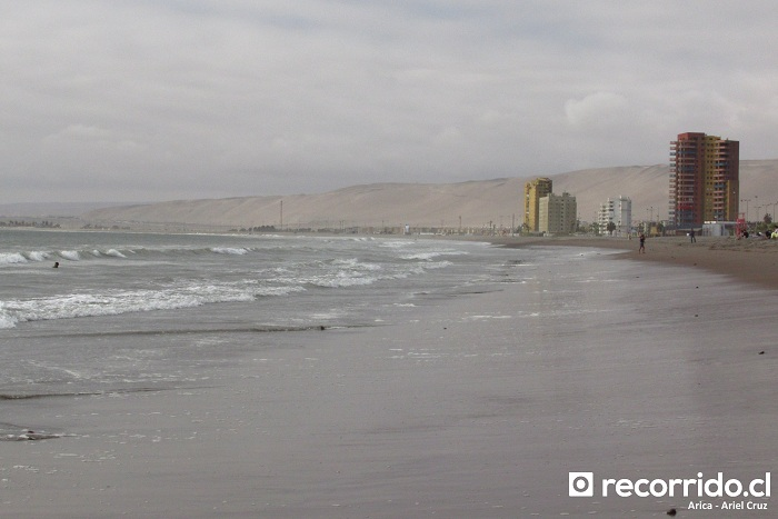 arica - playa chinchorro