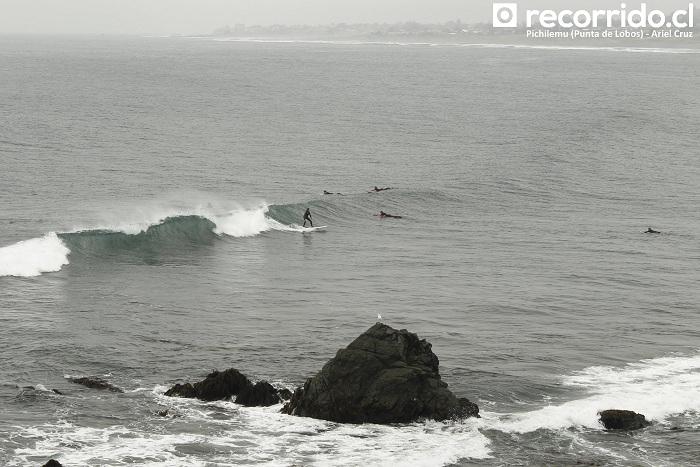 punta de lobos - surf - pch - pichilemu - surfista