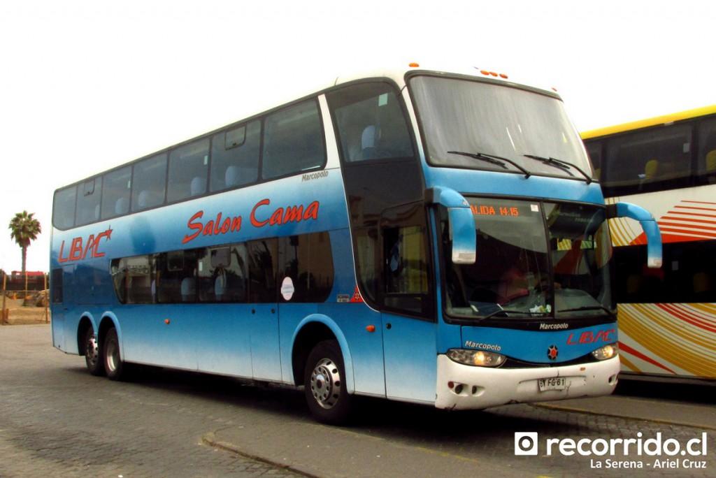 buses libac - byfg81 - paradiso 1800 dd - la serena