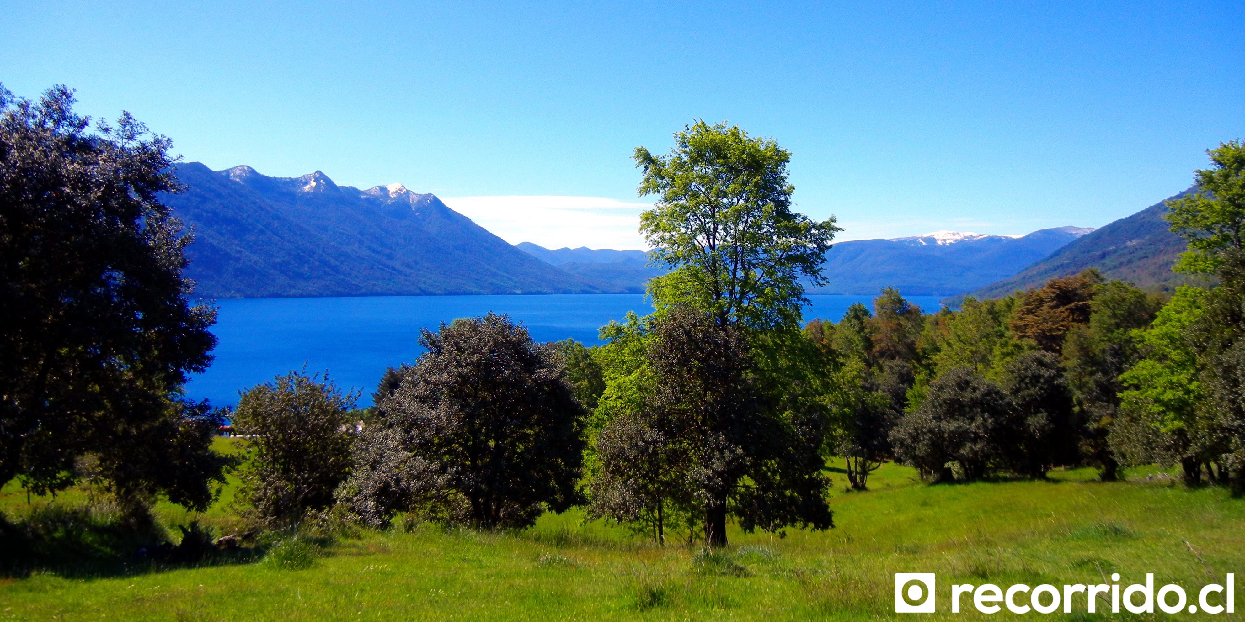 10 Lagos Hermosos En El Sur De Chile Recorridocl