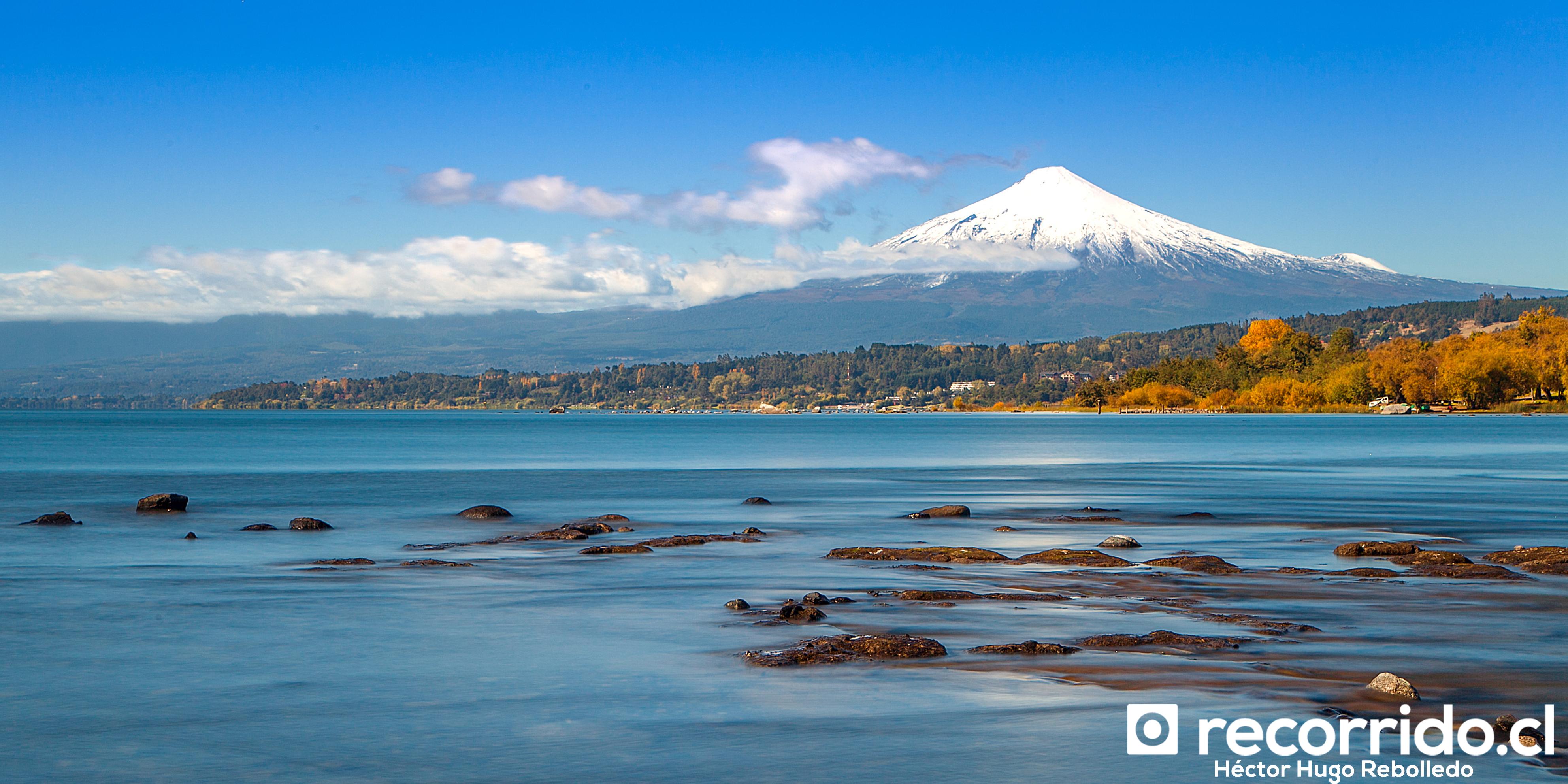 10 Lagos Hermosos En El Sur De Chile