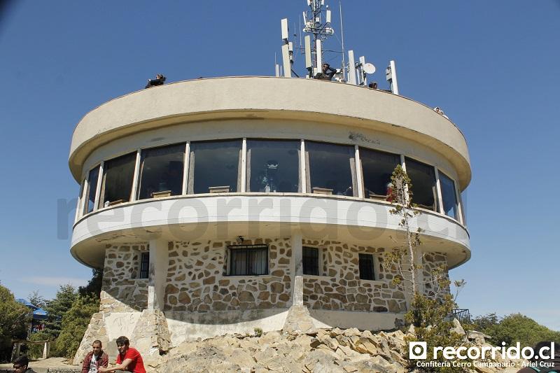 confitería cerro campanario - bariloche