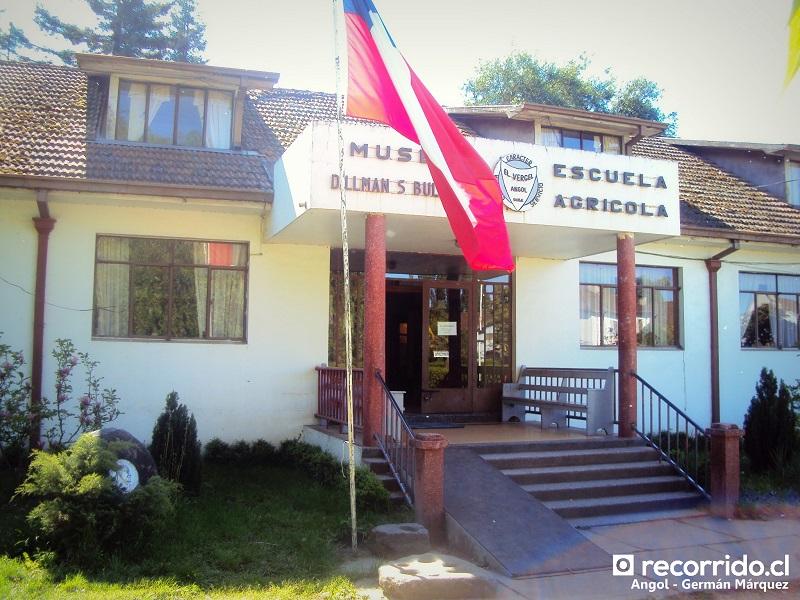Museo Dillman Bullock en Angol