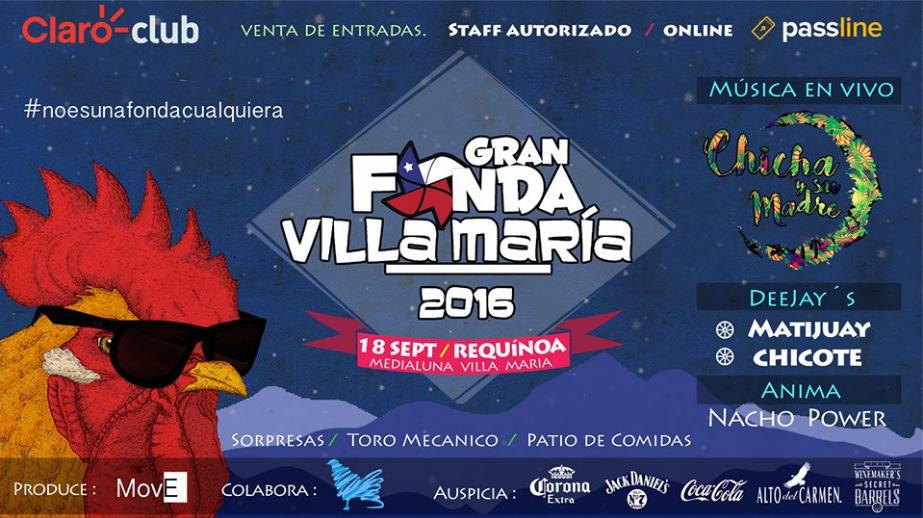 Fonda Villa María de Requínoa