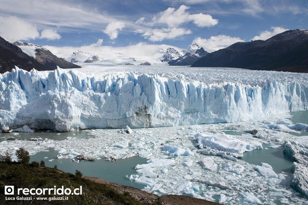glaciar perito moreno 2005 - argentina