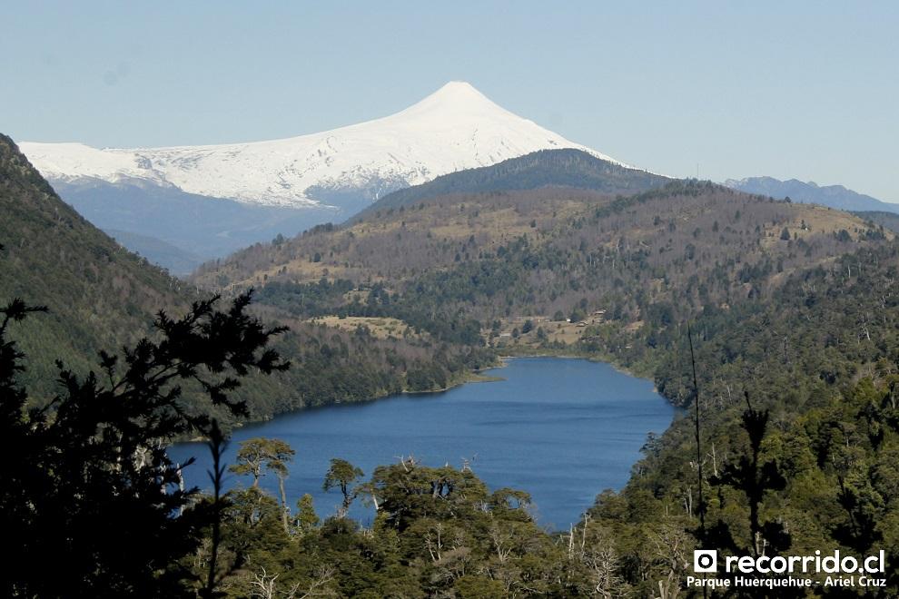 Volcán Villarrica & Lago Tinquilco