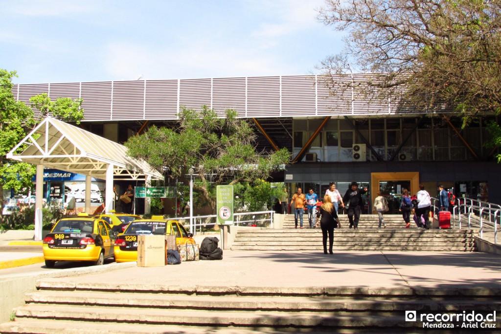 terminal mendoza - taxis