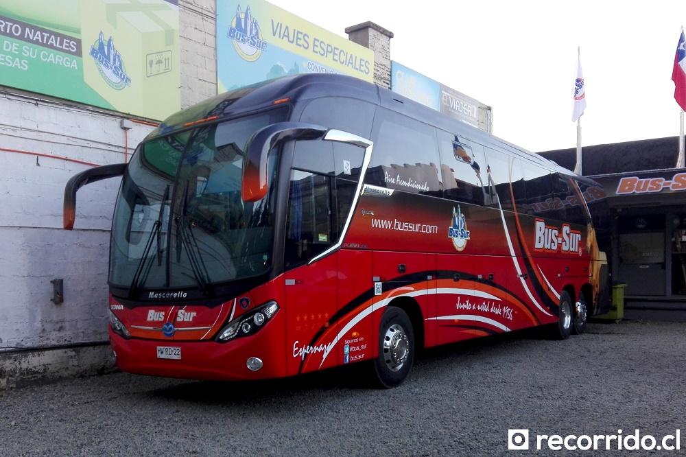 roma 370 - caballo - rojo - bus-sur - terminal