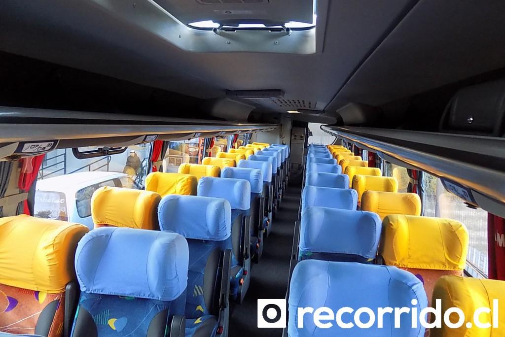 bus-sur - recorridocl - roma 350 - servicios internacionales