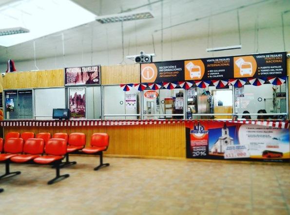 Terminal Bus Sur Punta Arenas